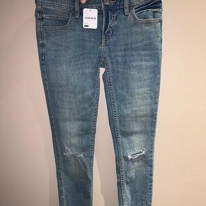 NWT free people skinny jeans